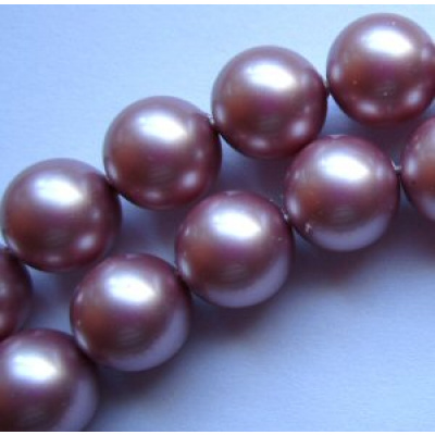 Swarovski Crystal 8 mm Powder Rose Pearl