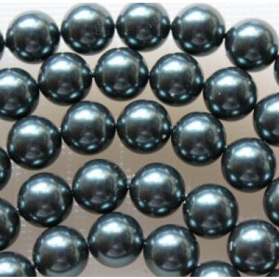 Swarovski Crystal 6 mm Tahitian-Look Pearl