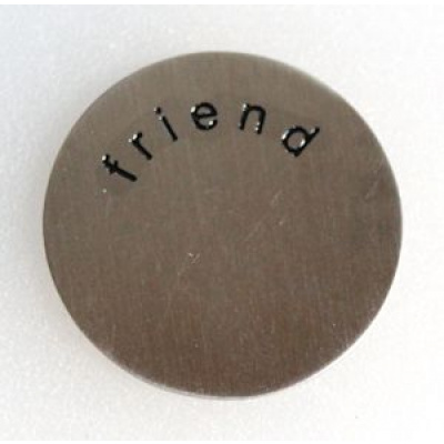 Living Locket laatta friend 21 mm