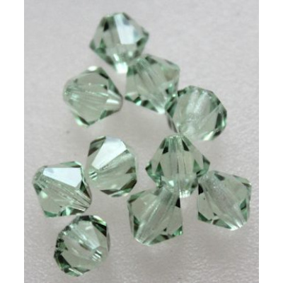 Preciosa bicone 6 mm Chrysolite