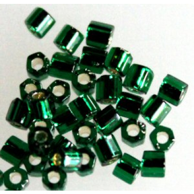 Toho hexacon11/0 hopeasisus emerald 20 g