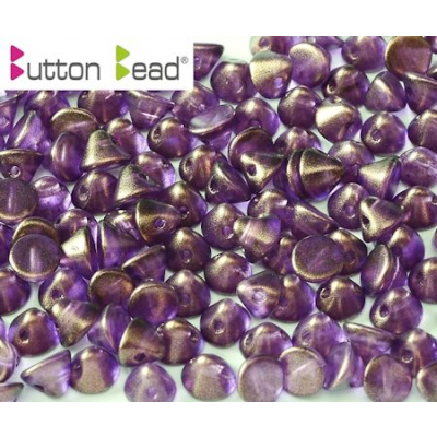 Button bead® lasihelmi 4 mm halo magenta 20 kpl