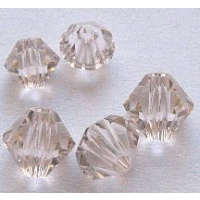 Swarovski bicone 6 mm Silk