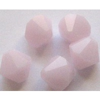 Swarovski bicone 6 mm Rose Alabaster