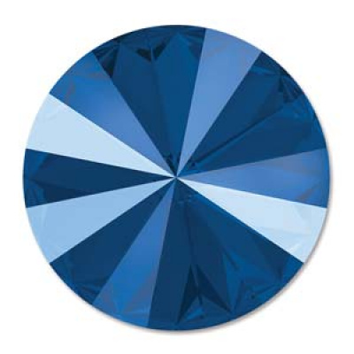 Swarovski rivoli 12 mm Crystal Royal Blue