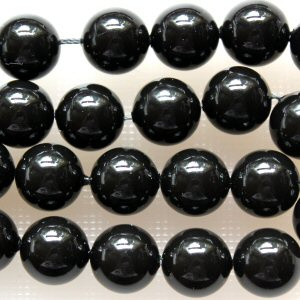 Swarovski Crystal 4 mm Mystic Black Pearl