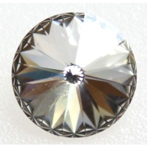 Swarovski rivoli 10.7 mm Crystal