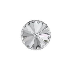 Swarovski rivoli 12 mm Crystal